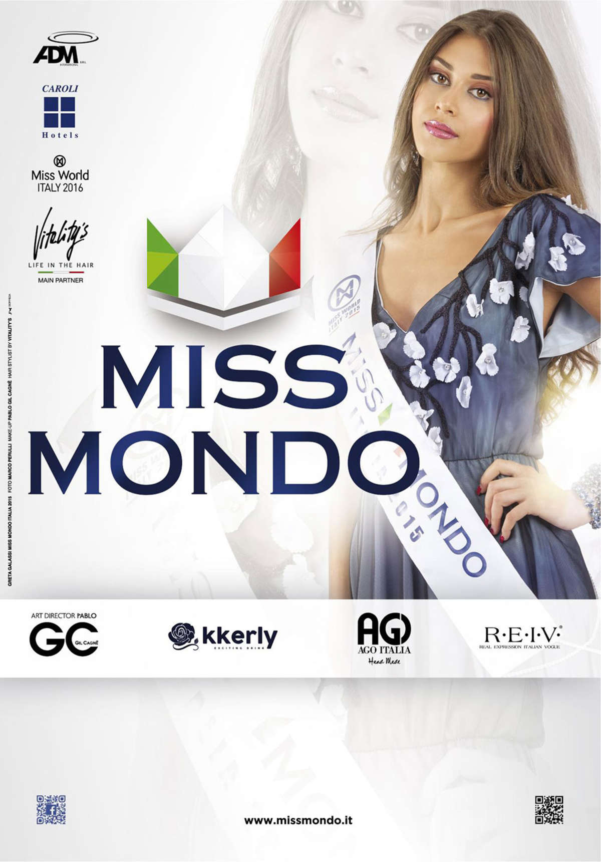 KKERLY DIVENTA MISS PER MISSMONDO