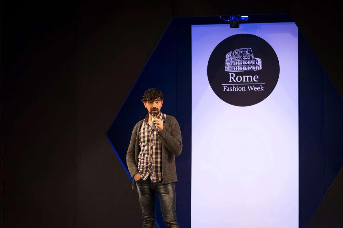 KKERLY TRA GLI SPONSOR UFFICIALI DELLA ROME FASHION WEEK